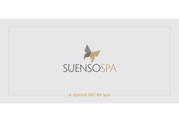 Gift Voucher Suenso Spa - front