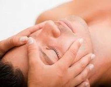 Men purifying facial