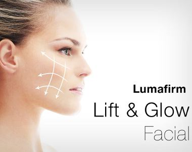 Women Lumafirm Facial