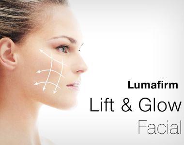 Women Lumafirm Facial